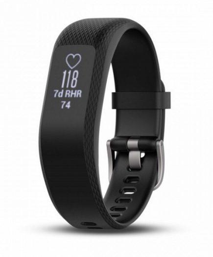 xekios Bracelet d'activités GARMIN VIVOSMART 3 Bluetooth Noire