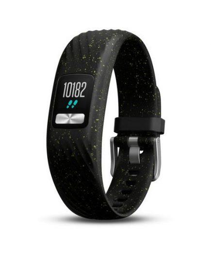xekios Bracelet d'activités GARMIN Vivofit 4 Bluetooth Waterproof Noir (s/m)