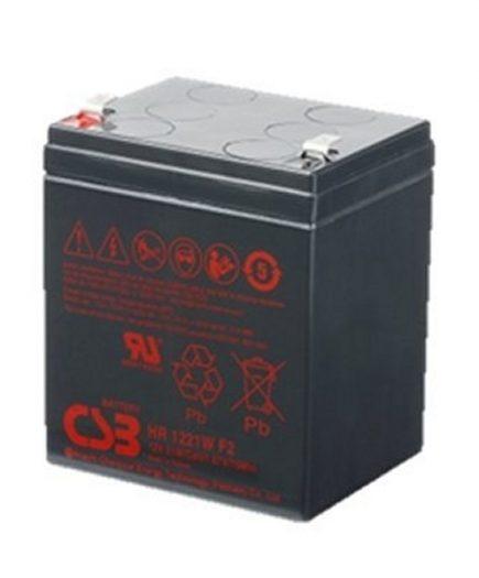 xekios Batterie pour SAI Salicru 013AB-195 12 V 5 Ah