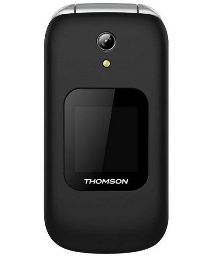 xekios Téléphone portable pour personnes âgées Thomson 223167 2,4 SMS MP3 USB Bluetooth 2 mpx