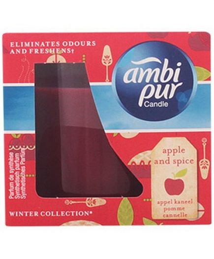 xekios Bougie Parfumée Apple And Spice Ambi Pur