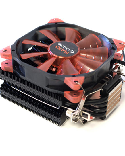 xekios Ventillateur Tacens MCPU3+ Gaming Aluminium