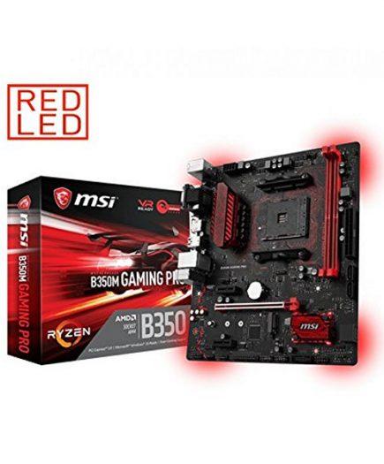 xekios Carte mère Gaming MSI B350M PRO mATX AM4