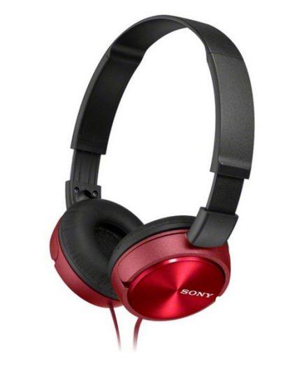 xekios Casque audio Sony MDRZX310APR 98 dB Rouge