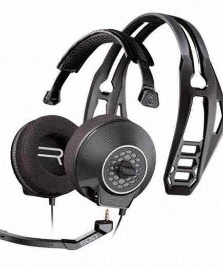xekios Casques avec Micro Gaming Plantronics 222558 Bluetooth 20Hz 24 bit Noir