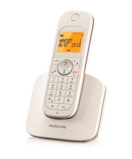 xekios Téléphone Sans Fil Motorola D1001 DECT Blanc