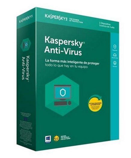xekios Antivirus Maison Kaspersky 54028 1L/1A