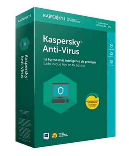 xekios Antivirus Maison Kaspersky 54042 3L/1A