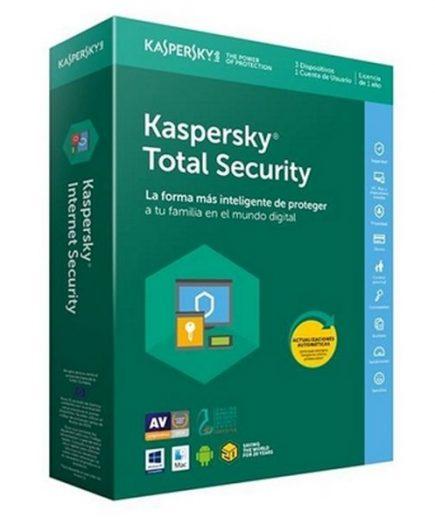 xekios Antivirus Maison Kaspersky 54127 3L/1A Multi-Device