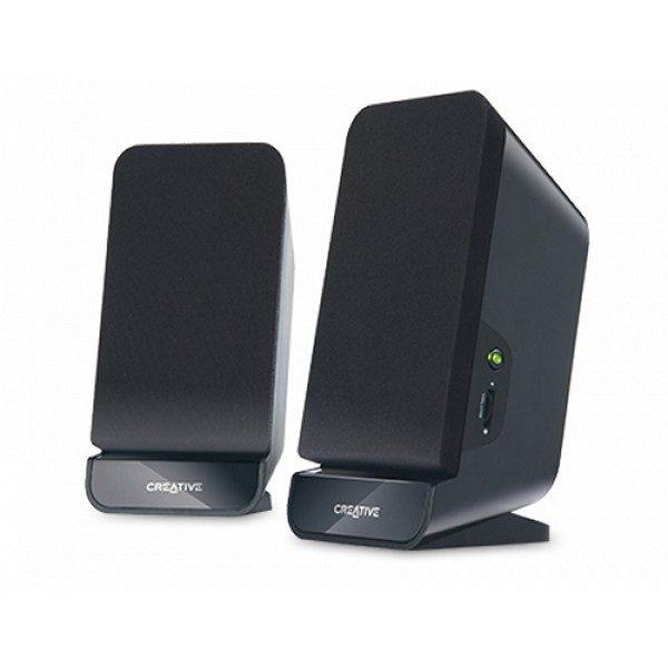xekios Enceintes Portables Creative Technology 222645 2W 2.0 Noir