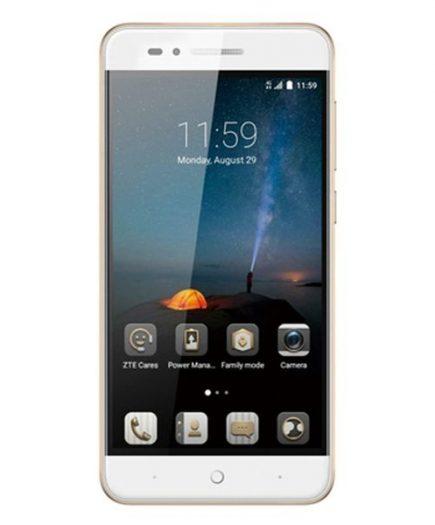 xekios Téléphone Portable ZTE BLADE A612 GOLD 5 Bluetooth 1 GB 16 GB