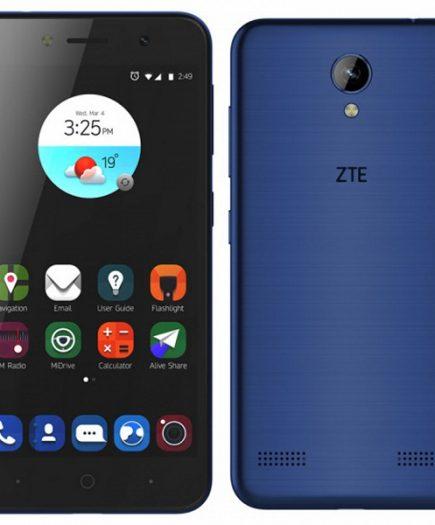 xekios Smartphone ZTE BLADE A520 5 IPS LCD Quad Core 16 GB 2 GB RAM Bleu