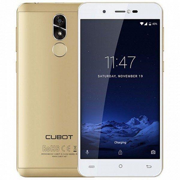 xekios Smartphone Cubot 224097 5 IPS HD Quad Core 16 GB 2 GB RAM