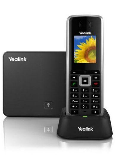 xekios Téléphone IP YEALINK W52P DECT PoE 1,8