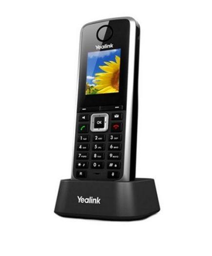 xekios Téléphone IP YEALINK W52H DECT 1,8 Noir