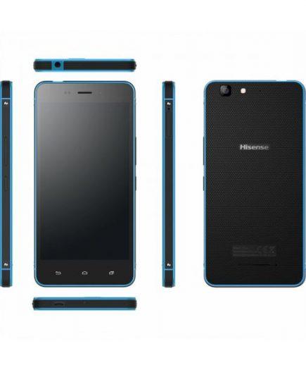 xekios Smartphone Hisense C30 Rock Lite 5 IPS HD Quad Core 16 GB Bleu