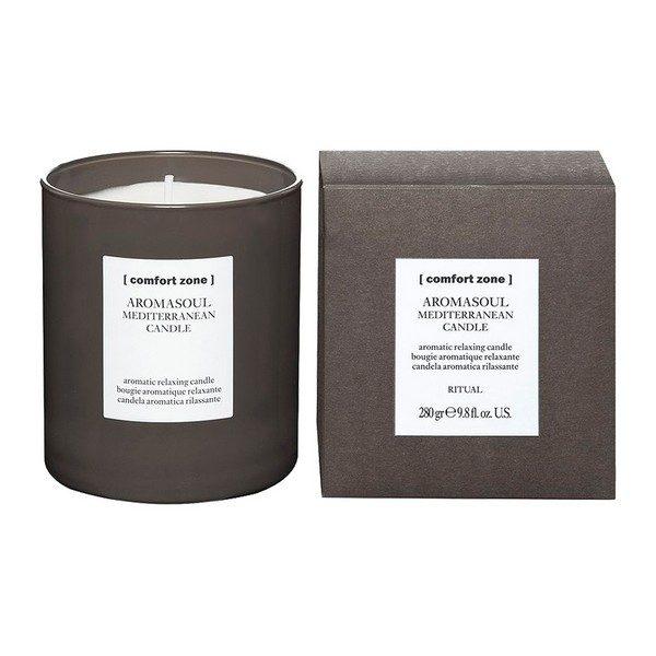 xekios Bougie Parfumée Aromasoul Mediterranean Comfort Zone (280 g)