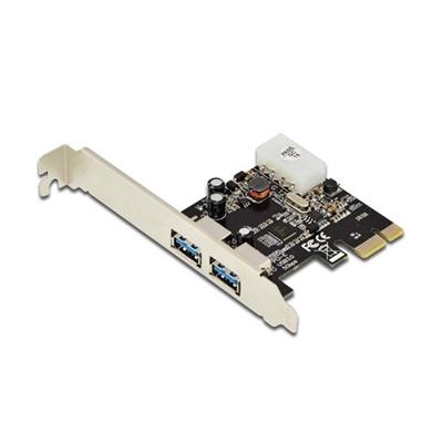 xekios Carte PCI Ewent EW1040 2x USB 3.1