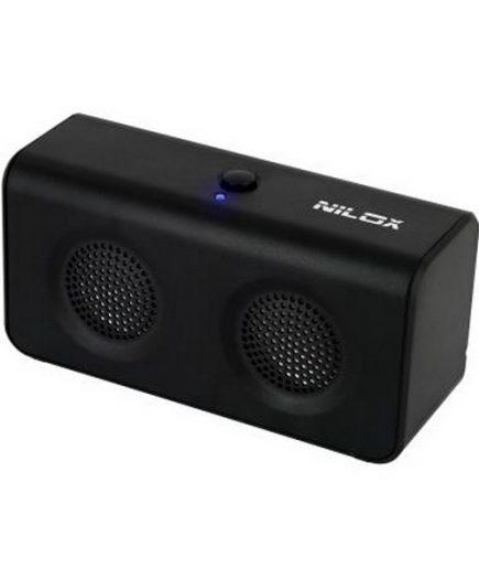 xekios Haut-parleurs de PC Nilox 10NXPSJ3C3003 USB Noir