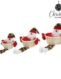 xekios Lot de paniers Christmas Planet 8147 (3 pcs)