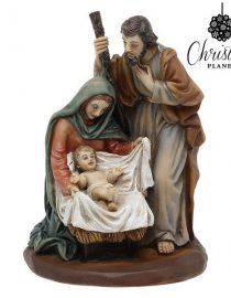 xekios Figurine Décorative Christmas Planet 7057 18 cm Bébé jésus