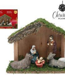 xekios Crèche de Noël Christmas Planet 4448 (9 pcs)