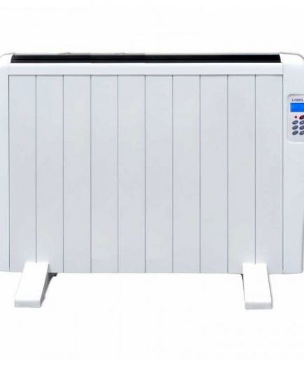 xekios Emetteur Thermique Numérique Sec (10 modules) Lodel RA10 1500W Blanc