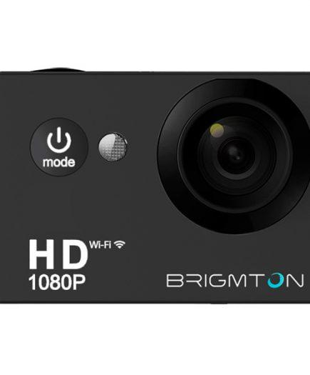 xekios Caméra Sport BRIGMTON BSC-8HD 12 Mp Full HD Wifi Micro SD