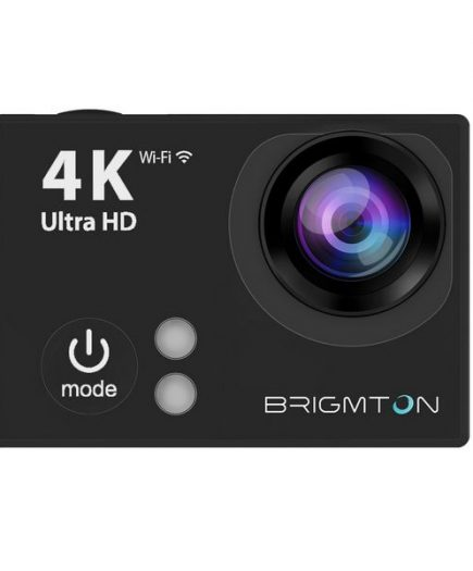xekios Caméra Sport BRIGMTON BSC-9HD4K 2 Full HD 4K Wifi