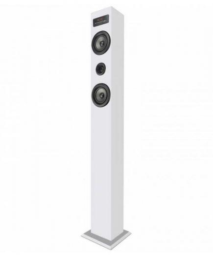 xekios Tour sonore bluetooth BRIGMTON BTW-20-B 20 W USB / SD Blanc