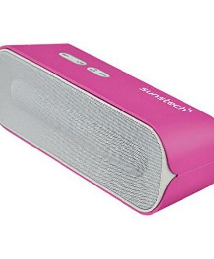 xekios Haut-parleur portable Bluetooth Sunstech SPUBT770 6W Rose