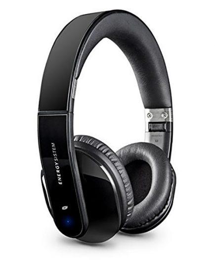 xekios Casques Bluetooth avec Microphone Energy Sistem 399307 V4.0 NFC Noir