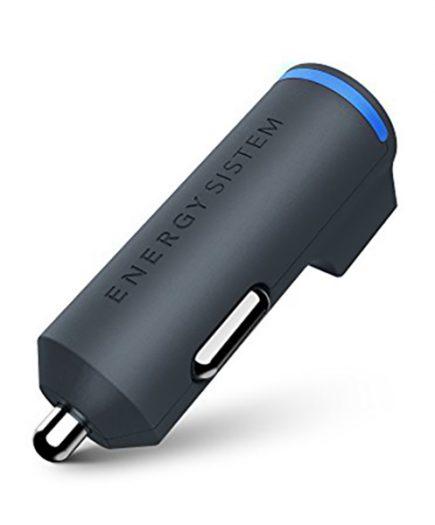 xekios Chargeur de voiture Energy Sistem 422326 2 USB 3.1AB Noir