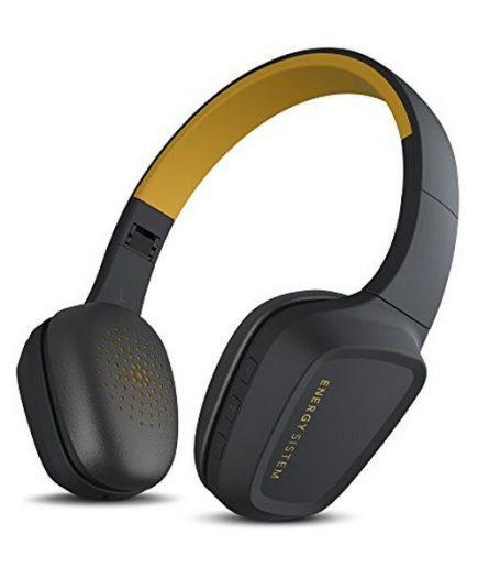 xekios Casques Bluetooth avec Microphone Energy Sistem 429325 | Jaune