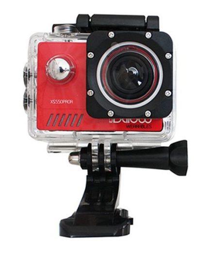 xekios Caméra de sport Billow XS550PROR 4K 170º