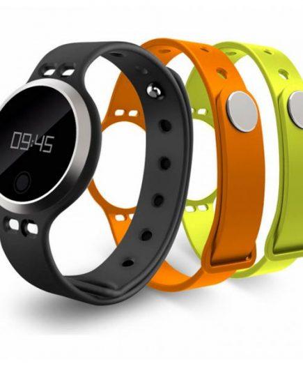 xekios Bracelet d'activités ORA FIT 2 OSB006-F2B 0.82 Bluetooth 4.2 IP65 Android /iOS 23 g Noir