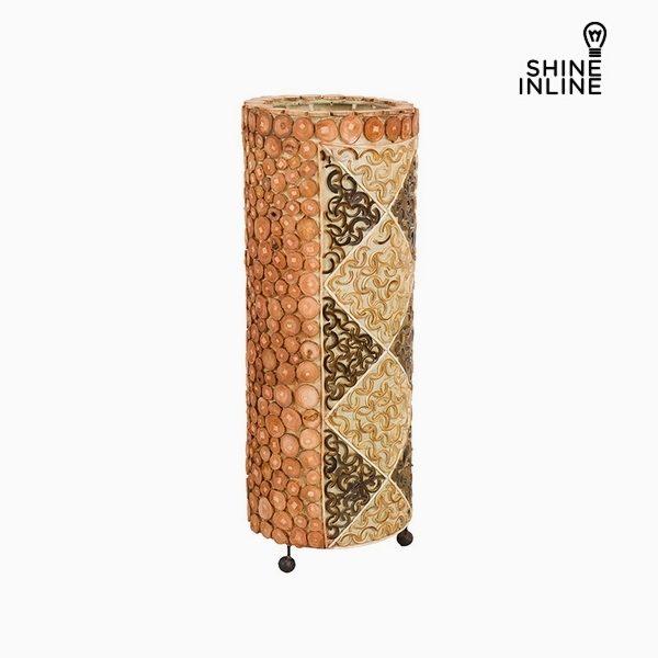 xekios Lampe Bambou (22 x 22 x 55 cm) by Shine Inline