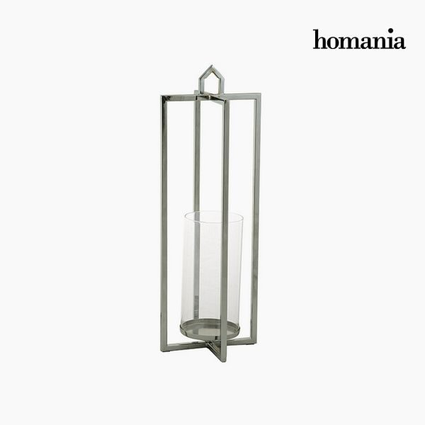 xekios Chandelier Argenté - Collection Queen Deco by Homania