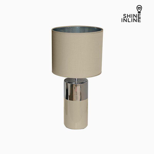 xekios Lampe de bureau Gris (30 x 30 x 62 cm) by Shine Inline