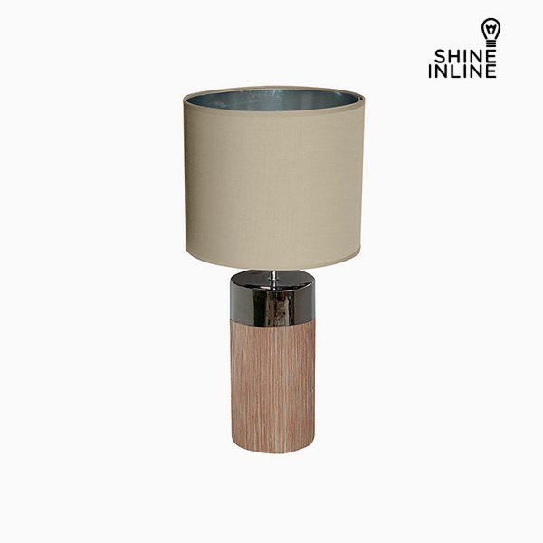 xekios Lampe de bureau Marron (30 x 30 x 62 cm) by Shine Inline
