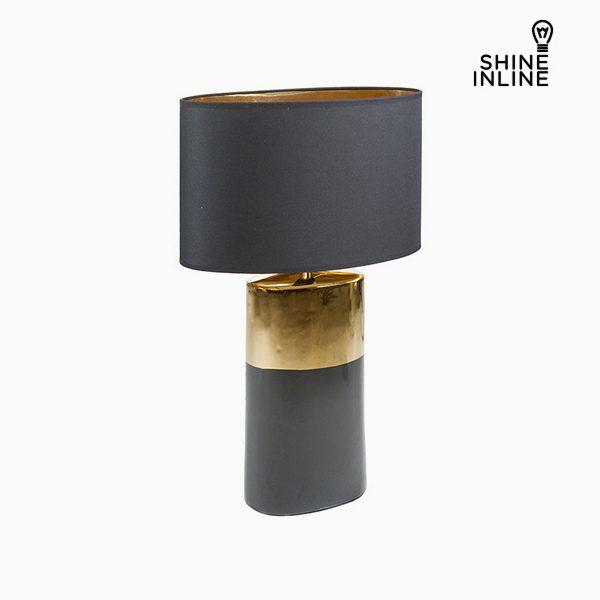 xekios Lampe de bureau Doré (44 x 22 x 68 cm) by Shine Inline
