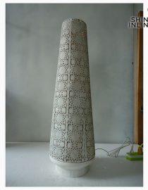 xekios Lampadaire (24 x 24 x 70 cm) by Shine Inline