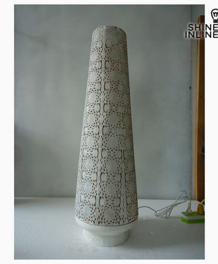 xekios Lampadaire (25 x 25 x 81 cm) by Shine Inline