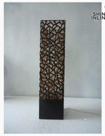 xekios Lampadaire (19 x 19 x 80 cm) by Shine Inline