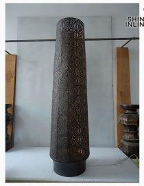 xekios Lampe de bureau (16 x 16 x 63 cm) by Shine Inline