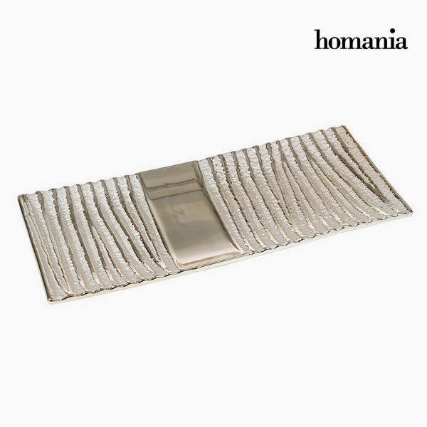 xekios Centre de Table Argent - Collection New York by Homania