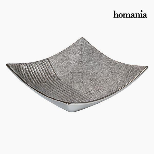 xekios Centre de Table Argent - Collection New York by Homania