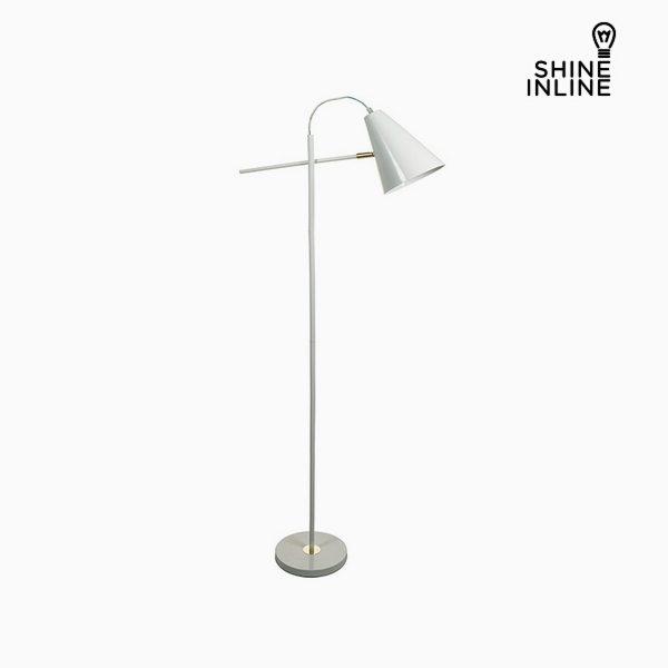 xekios Lampadaire Blanc Aluminium (59 x 24,5 x 147 cm) by Shine Inline