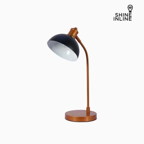 xekios Lampe de bureau Noir Chrome Aluminium (27 x 18 x 51 cm by Shine Inline