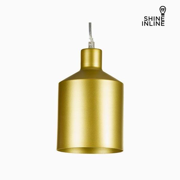 xekios Suspension Doré Fer (13 x 13 x 23 cm) by Shine Inline